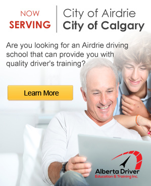 Calgary and Airdrie Driving School